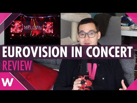 Eurovision in Concert 2018: Show review