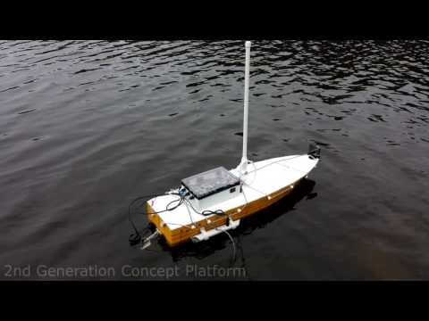 AUToBoat   Autonomous Platforms for Aquatic Surveying