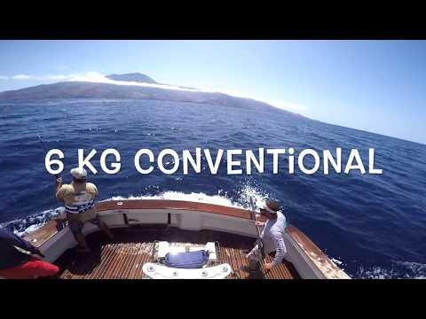 Gladius Sportfishing Cape Verde 2017. Fly fishing and pitch baiting.