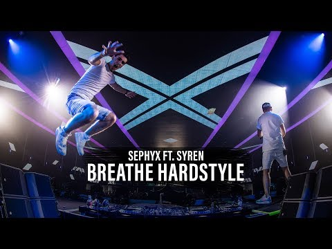 Sephyx ft. Syren - Breathe Hardstyle (Official Video)