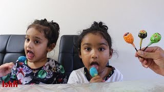 Nursery Rhymes Song & Lollipop Finger Family Song from Rufi Ishfi