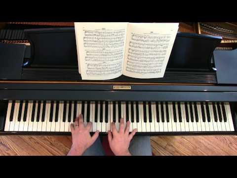 BACH CHORALE (BWV 26): Ach wie flüchtig, ach wie nichtig