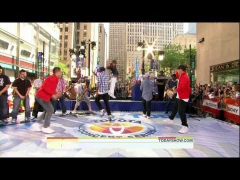 Baby - Justin Bieber @ Today Show  ( 2010.06.04) HD [1080p]