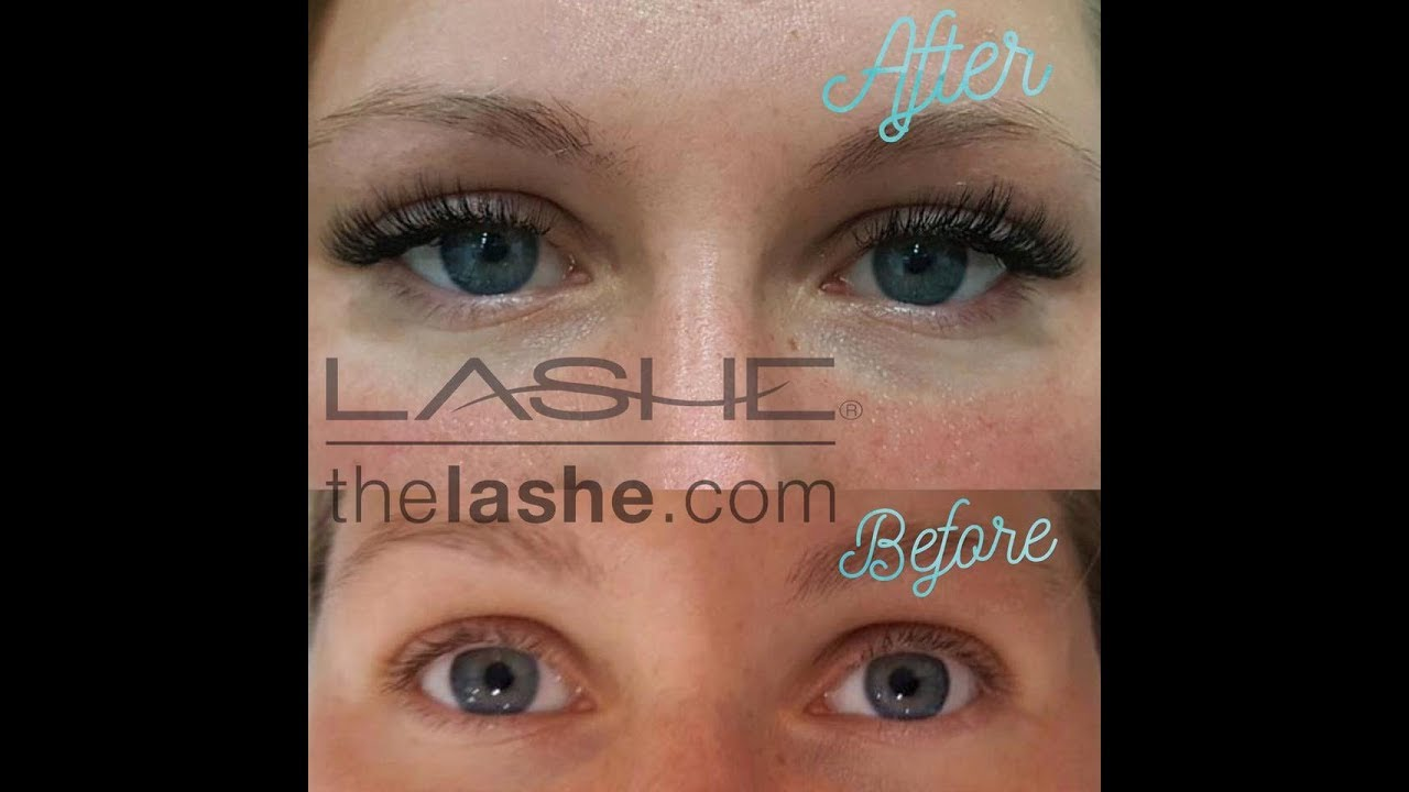 Types Of Eyelash Extension Services Blended Genuine Mink Chicago