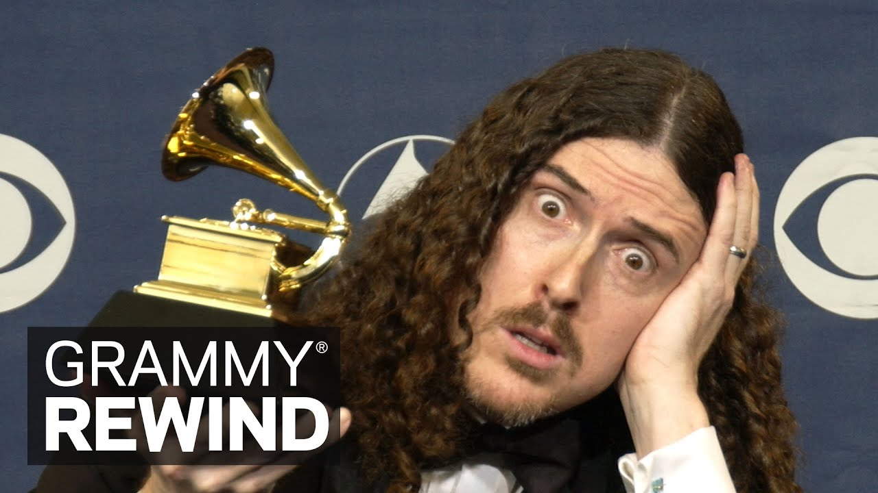 """Weird Al"" Yankovic Wins Best Comedy Album At The 46th GRAMMYs 