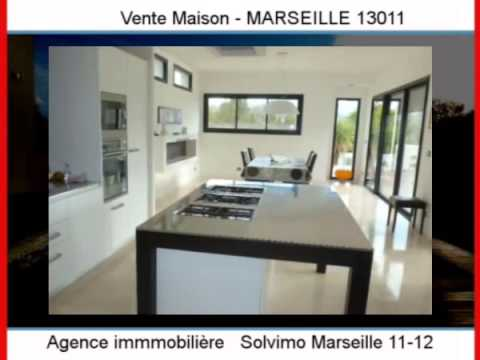 Achat vente maison marseille 13011 13011 165 m2 youtube for Achat maison 13011