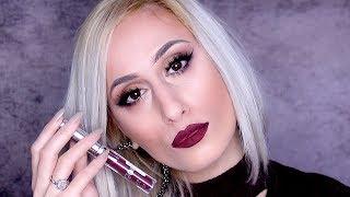 NEW Aliexpress Kylie Cosmetics Liquid Lipstick DUPE?! || DRAGON Matte Liquid Lipstick