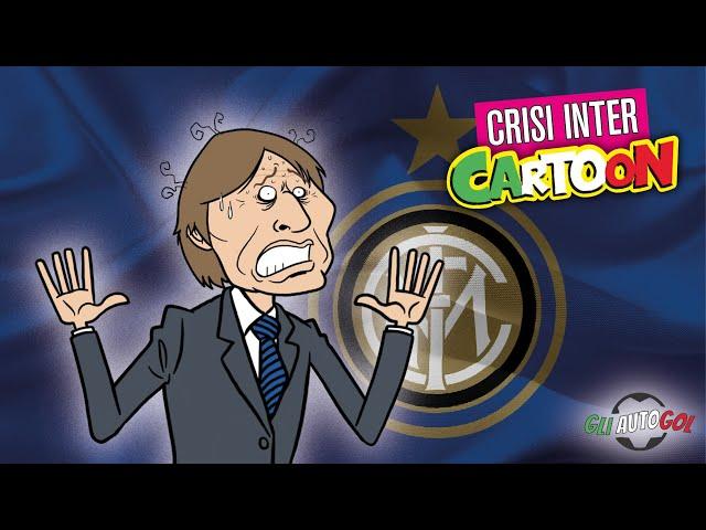 AUTOGOL CARTOON - Crisi Inter