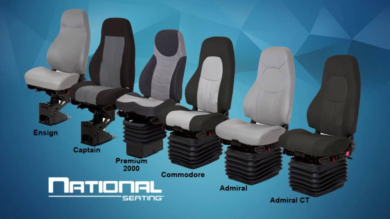 Bostrom Seat Promo