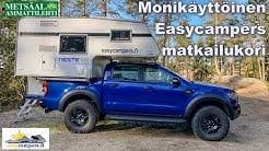 Easycampers - Lava-autosta leimikoiden taukotuvaksi