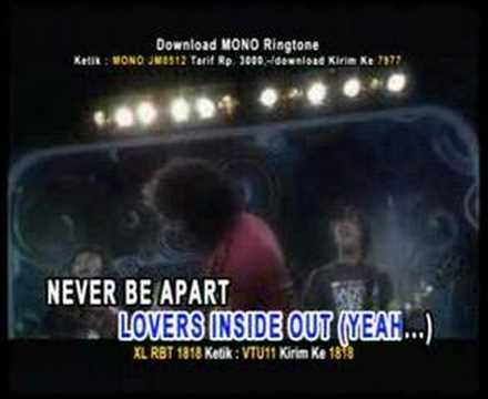 Nidji  - Lovers