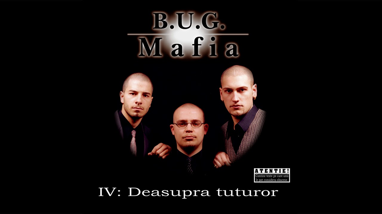 B.U.G. Mafia - Baiat De Coltu' Strazii (Prod. Tata Vlad)