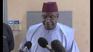 Déclaration d'IBK du 23 Mars 2012 sur la situation au Mali