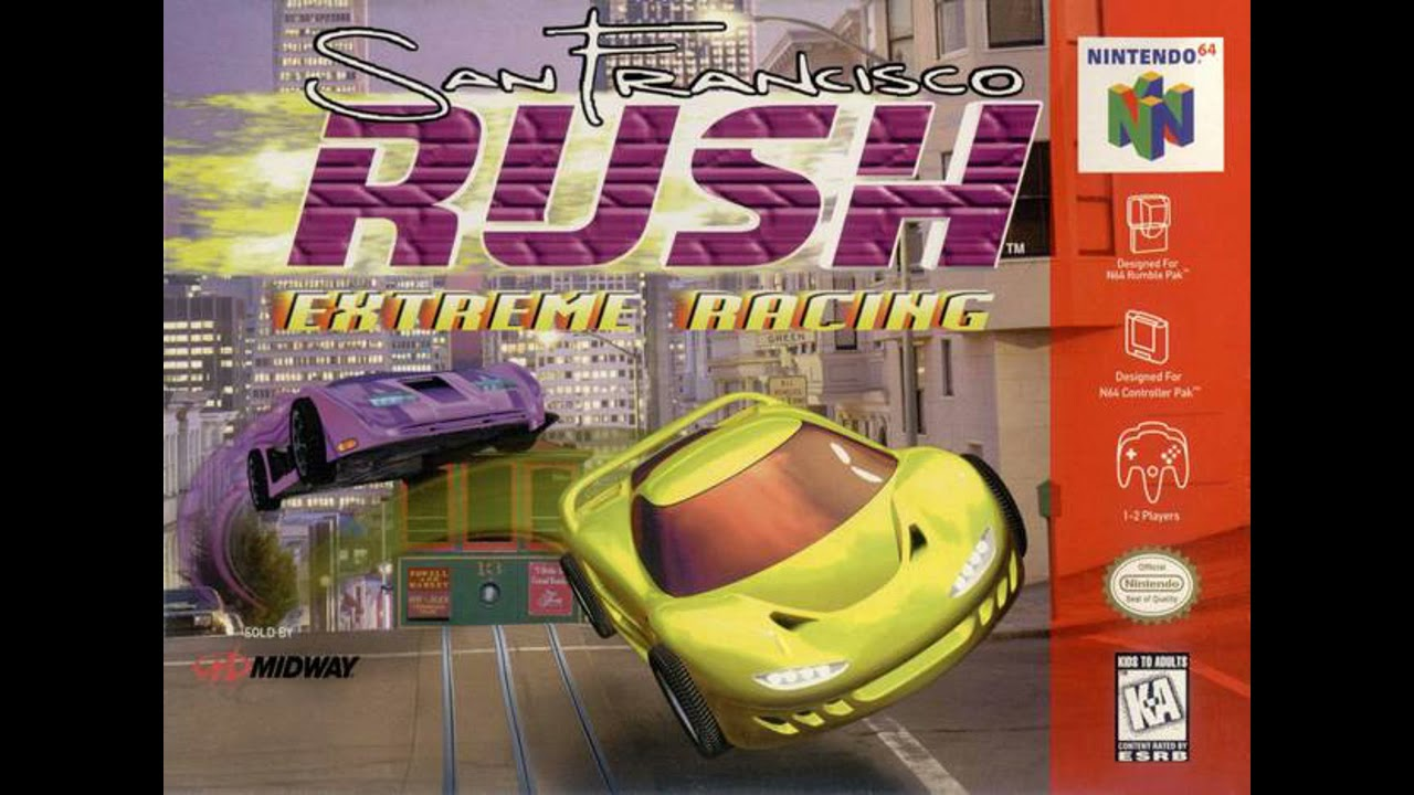 San Francisco Rush's Rave Rush but all the instruments are replaced by the voice sample