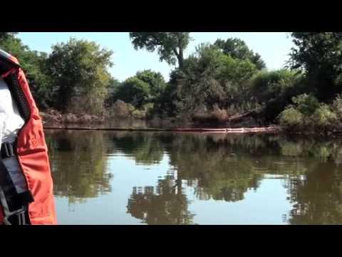Deepfork River Oil Spill 6-23-10