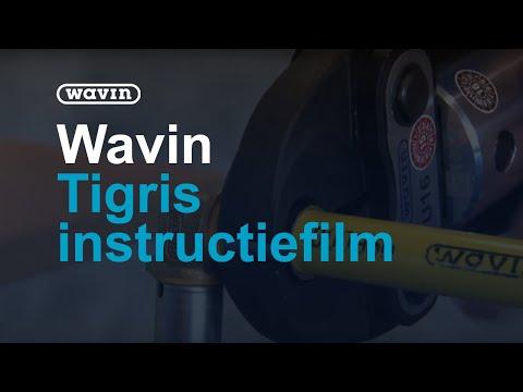 Wavin Tigris instructiefilm
