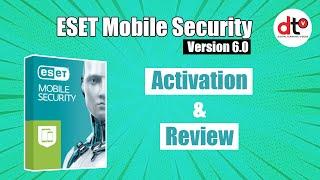 ESET Mobile Security 6.0 Review & Setup Process screenshot 2