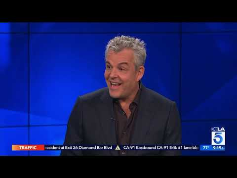 """Danny Huston Talks About """"Yellowstone"""" & His New Movie """"The Last Photograph"""""""