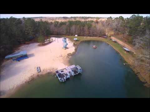 Artesian Springs Park in Newton County, Texas