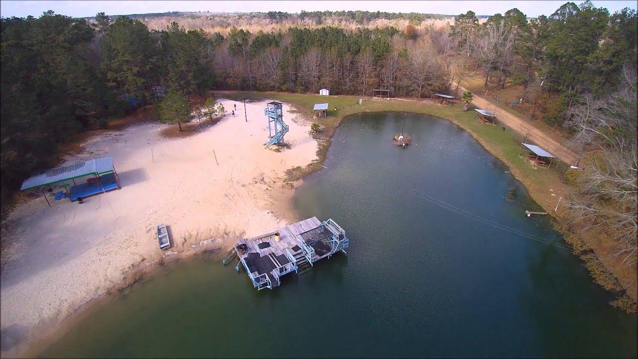 Artesian Springs Park In Newton County  Texas