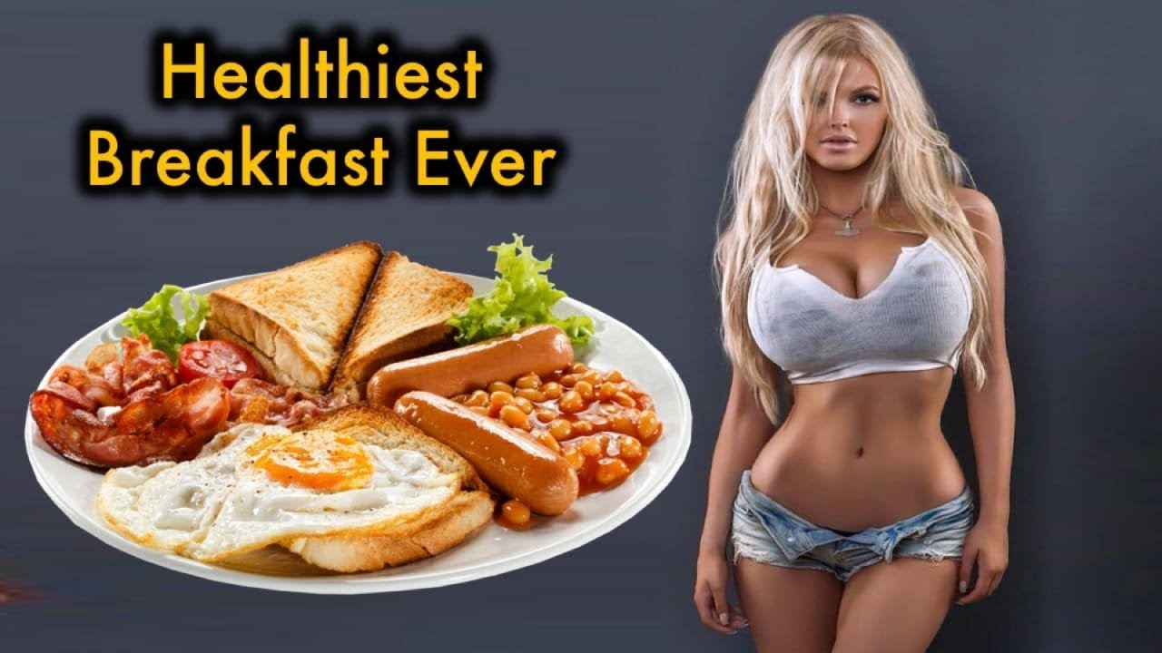Just Eat This Healthy Breakfast Everyday To Get That Perfect Body
