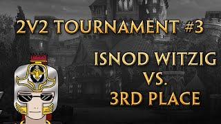 SmitegameDE 2v2 Tournament #3 - iSnoD Witzig vs. 3rd Place Not Again