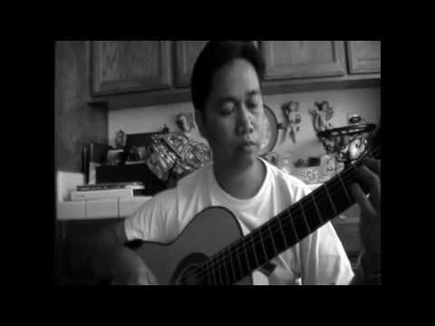 VIDEO TUTORIAL: Rosas Pandan - M. Lopez (arr. Jose Valdez) Solo Classical Guitar
