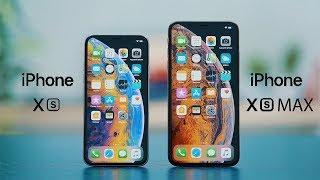 iPhone Xs et Xs Max : Unboxing et premier avis !