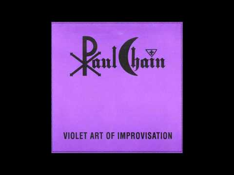Paul Chain - Violet art of improvisation Disc 1 thumb