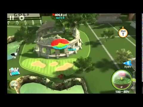 Golfstar course walkthrough - Aztec 5t