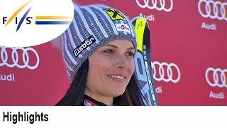 Fenninger's Hot Streak Continues | Audi Fis Alpine Ski Highlights