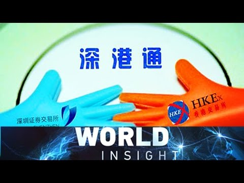 World Insight— Shenzhen-HK stock connect; Wings Gaming 08/19/2016