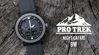 Casio Protrek Night Safari PRG 650Y Review