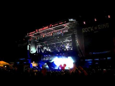 Deadmau5  FML @ Rock am Ring 2011