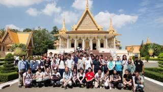 迦密愛禮信中學 – 尋找閃亮生命之旅柬埔寨體驗之旅2016