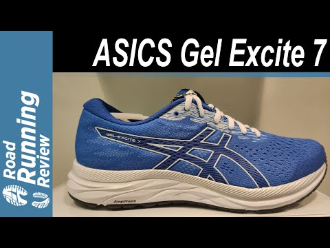 ASICS Gel Excite 7 Preview | Asequible y polivalente