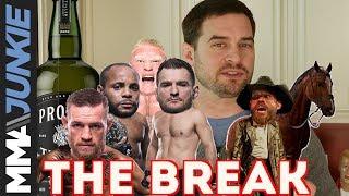 The Break: Fatherhood's effect on 'Cowboy' Cerrone, Bellator's sick KO, bye-bye Brock