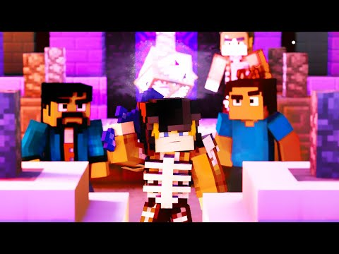 """Through History"" A Minecraft Parody of Fall Out Boy's Centuries (Music Video)"