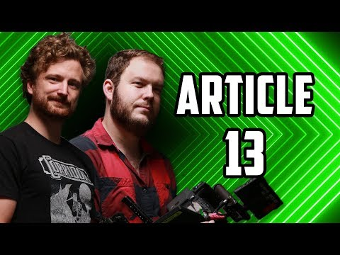 Corridor Digital on Article 13 and Copyright Law
