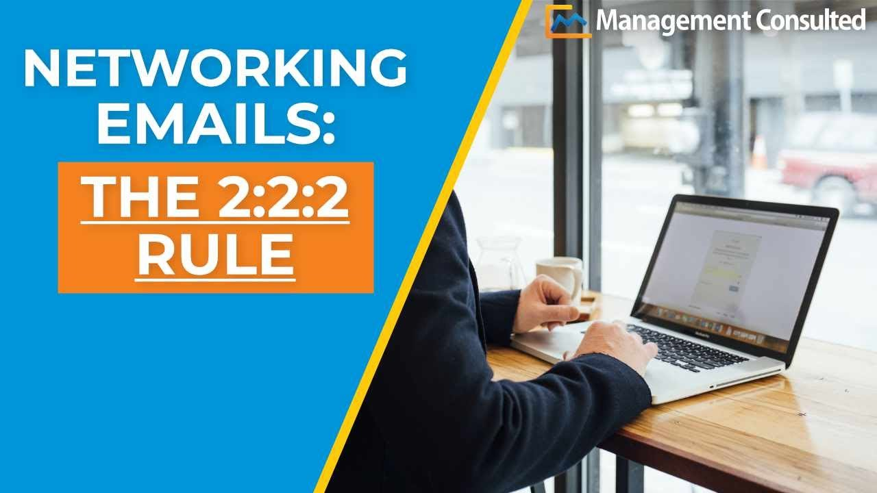 How Many Networking Emails Are Too Many?