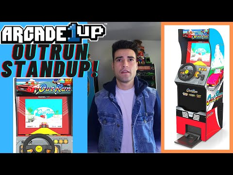 BEST BUY ARCADE1UP OUTRUN STANDUP CABINET from Brick Rod