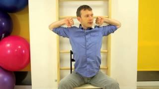 Йога для офиса. Полезное упражнение для всего организма. Занятие 2.(Получить в подарок видео-тренинг: http://pintosevich.com/?utm_source=youtube&utm_medium=ssilki&utm_campaign=opisanie • Добавляйся в группу в..., 2014-06-17T14:26:48.000Z)
