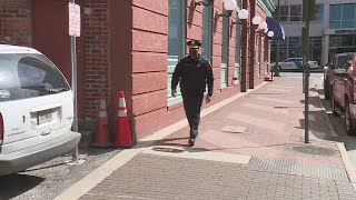 Protect and serve' has a new meaning in March: Hampton Roads police chiefs help raise awareness for