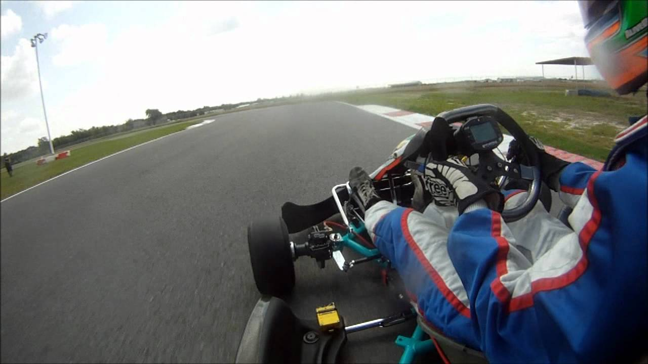 Dallas Karting Complex >> Connor Wagner sets a new track record at Dallas Karting Complex - YouTube