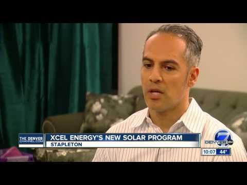 Xcel Energy's new solar program