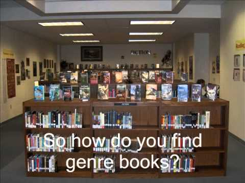 Finding Genre Fiction Books - Waunakee Middle School LMTC