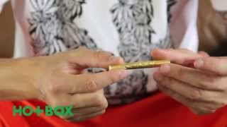 HotBox Product Showcase: HIP 24k Gold Rolling Papers