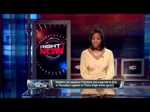 SportsCenter Right Now - September 9 2009