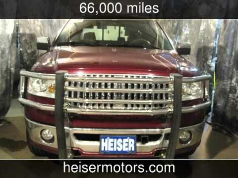 2006 lincoln mark lt used cars dickinson north dakota for Heiser motors dickinson nd