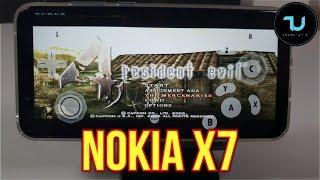 Nokia X7 Dolphin test/Gamecube Games/Snapdragon 710 vulkan/Nokia 8.1 Plus Gameplay